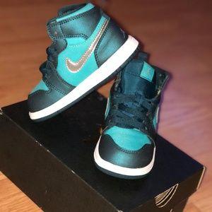 Nike Jordan 1 Retro High GT Baby/Toddler Sneakers